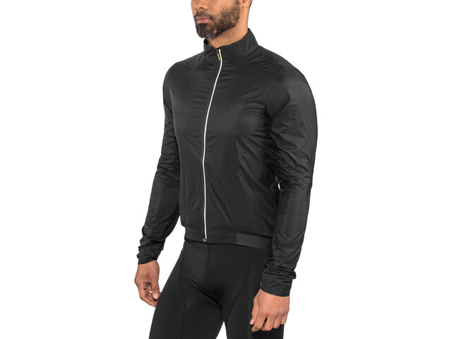 Mavic Essential Wind Jacket Herr black